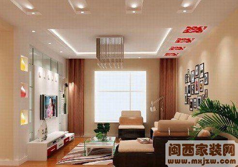 客厅餐厅吊顶多少钱?客厅餐厅吊顶设计风格?