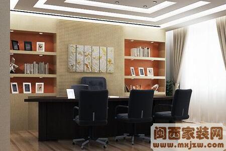 办公室背景墙风水?办公室背景墙如何设计好?