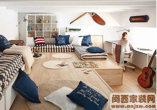 榻榻米沙发有什么功能?它是怎样设计的呢?
