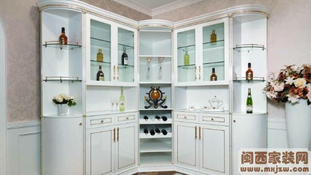 设计师说在家中安装个酒柜,有品位,有格调,生活档次有提升!