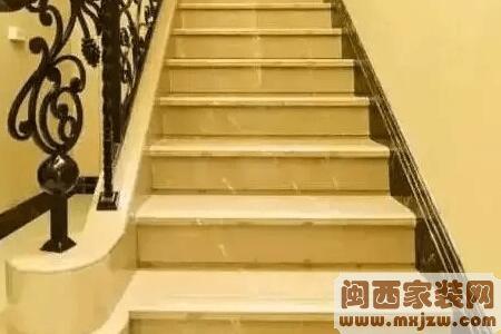 如何计算楼梯踏步?楼梯踏步的设计类型?