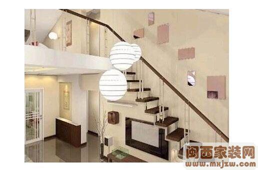 复式楼梯设计是什么样的?复式楼梯设计要注意的问题