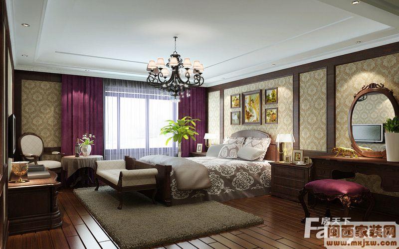 设计卧室空间