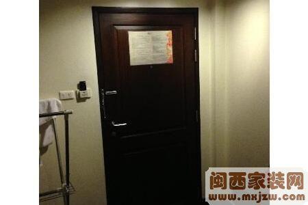宾馆房间的门怎么开?宾馆设计装修要点?
