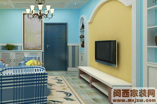 电视背景墙硅藻泥设计?电视背景墙硅藻泥设计好不好