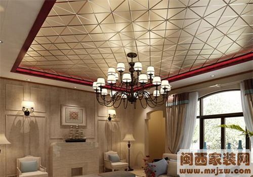 客厅天花吊顶设计要点?客厅吊顶注意事项?
