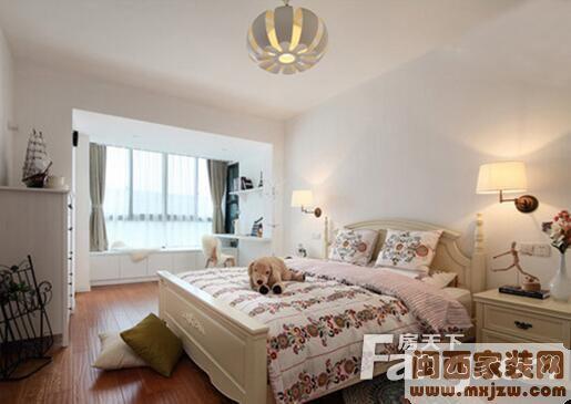 卧室装修设计风格~!@室内不隔音要怎么办?