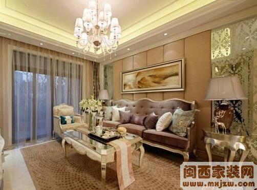 客厅样板间设计原则?客厅样板间设计有什么要注意的?